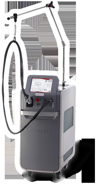 GentleMax Pro Laser Treatment.