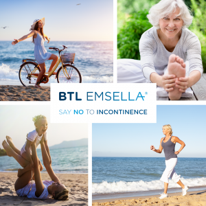 BTL EMSELLA Urinanry Leakage Treatment Services in Chicago